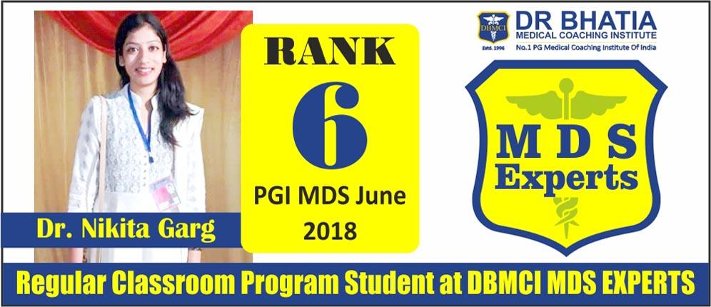 PGDI MDS